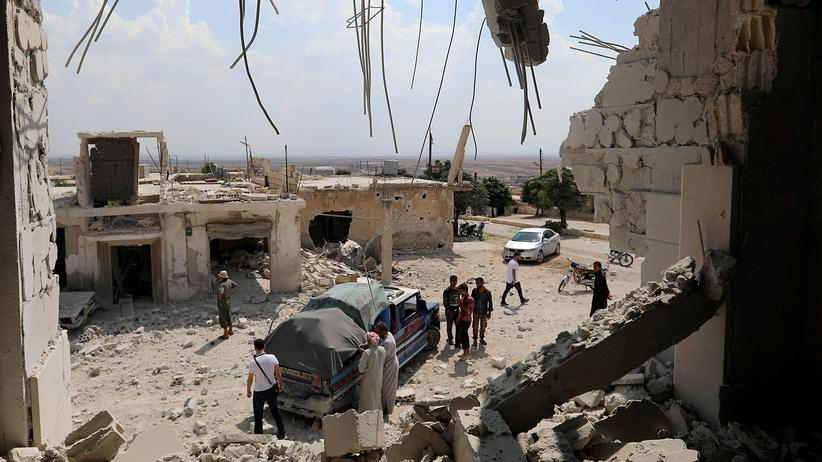 Idlib: Vor dem Sturm