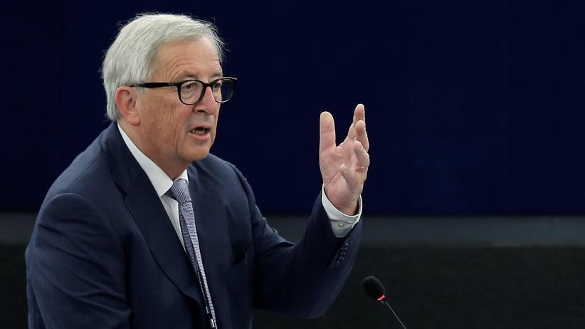 """Jean-Claude Juncker: """"Nationalismus hat noch nie Probleme gelöst"""""""