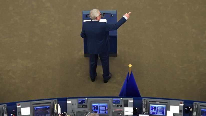 """Jean-Claude Juncker: """"Nationalismus ist ein heimtückisches Gift"""""""