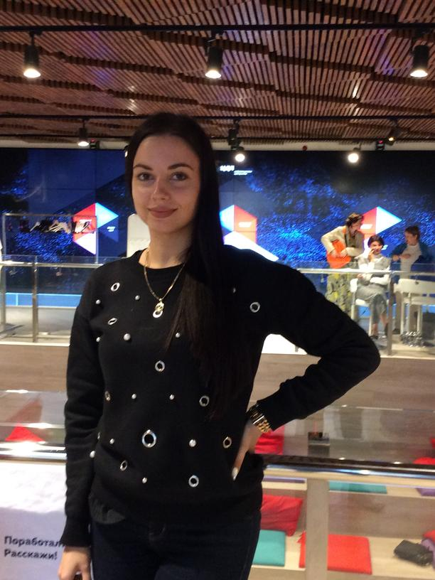 Russland: Jekaterina Korschunowa engagiert sich ebenfalls als Freiwillige für den Amtsinhaber.