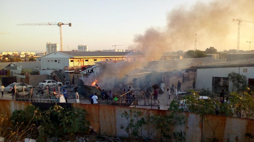 Kämpfe in Tripolis: Gefährliche Allianzen
