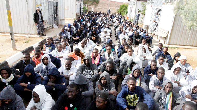 Libyen: Die Sklaven vor Europas Haustür