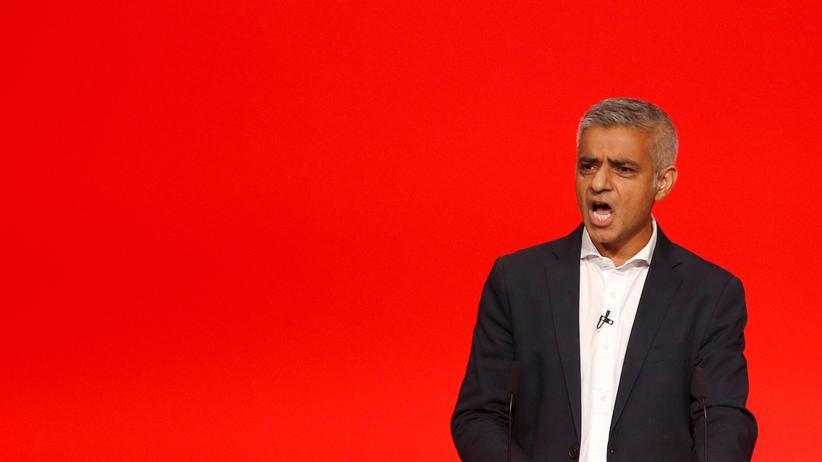 Sadiq Khan: Londons Bürgermeister fordert neues Brexit-Referendum