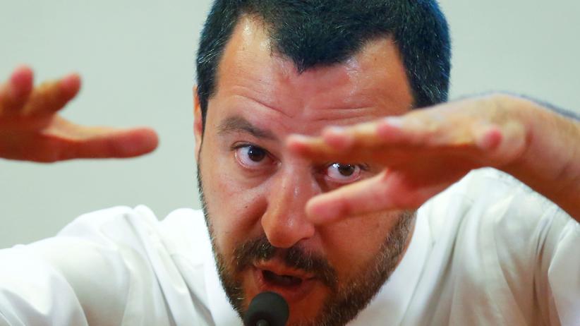 """Diciotti"": Staatsanwaltschaft ermittelt gegen Matteo Salvini"