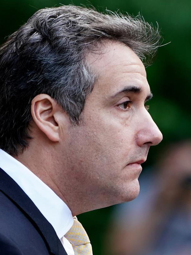 Russland-Affäre: Michael Cohen, Trumps früherer Anwalt