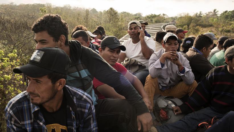 Migration: Ganz Mexiko ist eine Mauer
