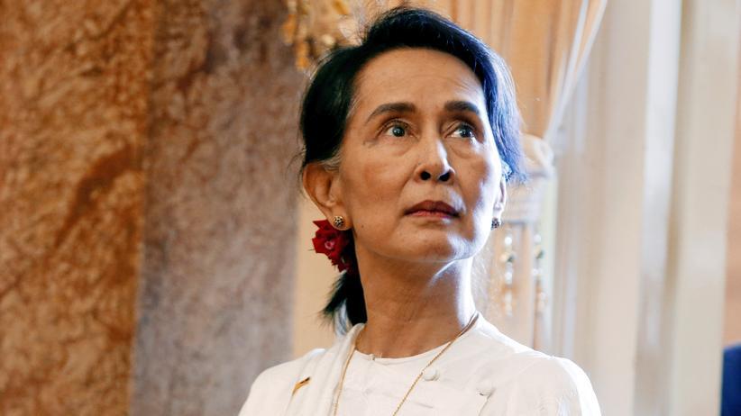 """Aung San Suu Kyi: """"Mit der Situation hätte besser umgegangen werden können"""""""