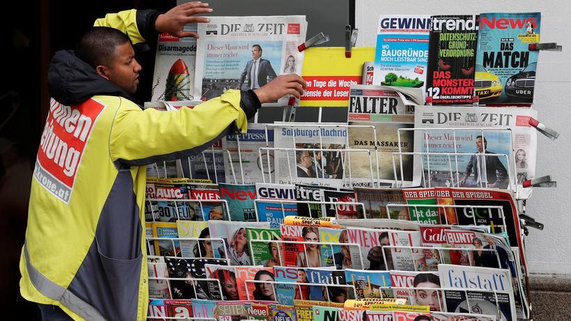 ff8309d122a63a Österreich  Innenministerium warnt Polizei vor bestimmten Medien ...