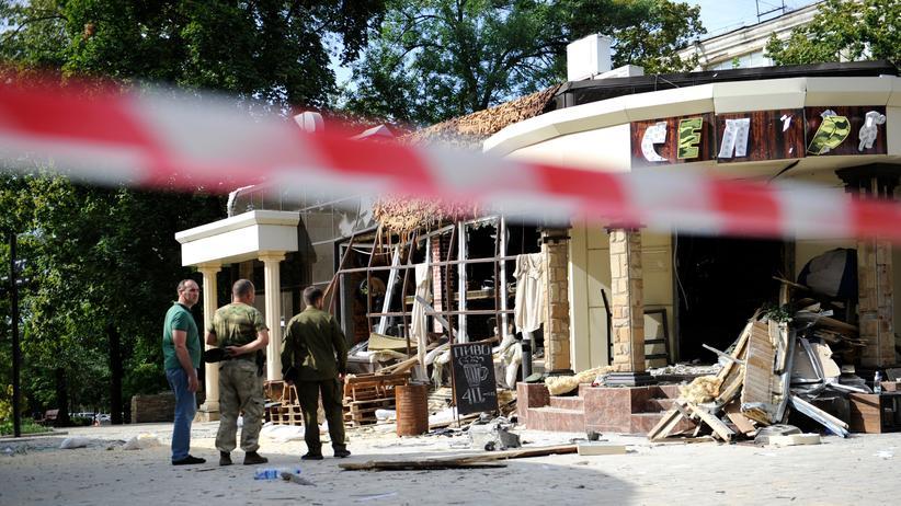 Alexander Sachartschenko: Russland stellt Friedensprozess für Ostukraine infrage
