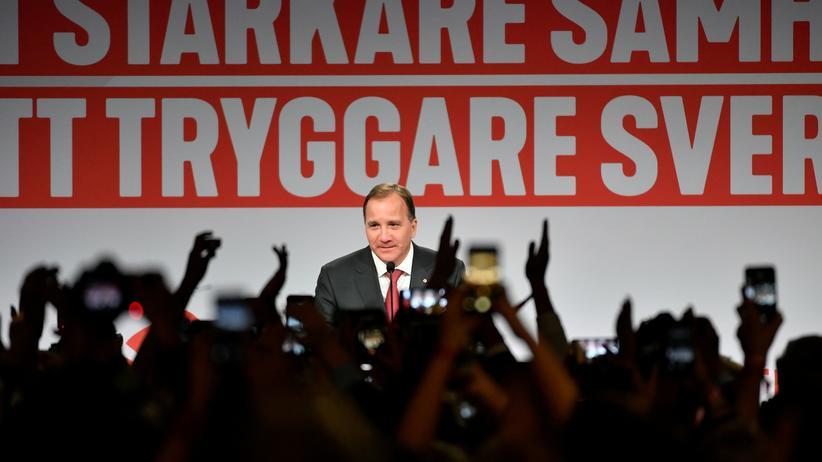 Parlamentswahl in Schweden: Sozialdemokraten bleiben stärkste Kraft