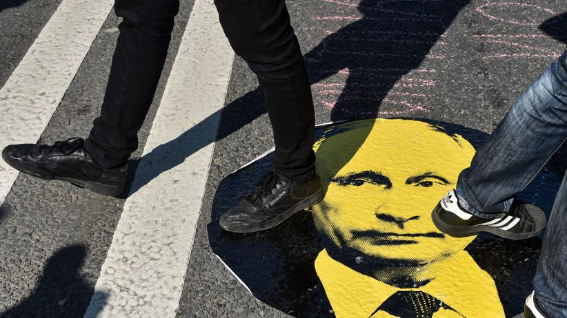 Russland: Hauptsache gegen Putin