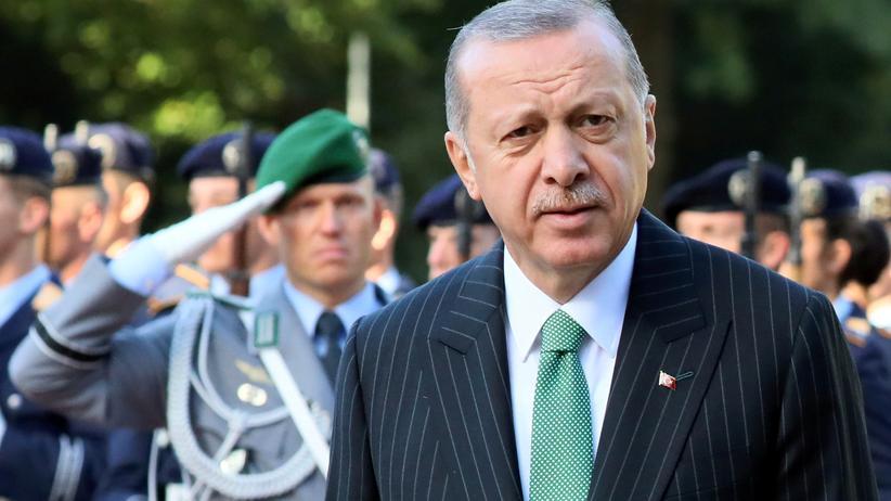 Streit um Can Dündar: Can Dündar nimmt nicht an Pressetermin mit Erdoğan teil