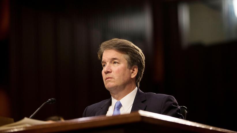 Supreme Court: Mutmaßliches Opfer von Brett Kavanaugh fordert FBI-Untersuchung