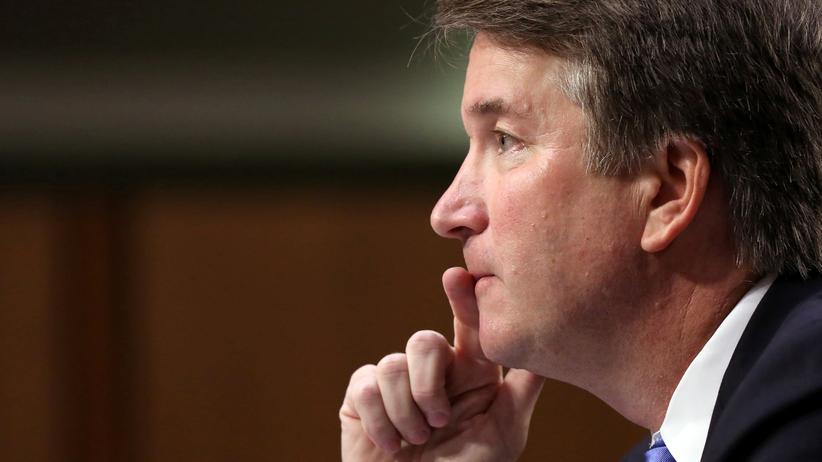 Brett Kavanaugh: Professorin wirft Supreme-Court-Kandidaten sexuellen Übergriff vor