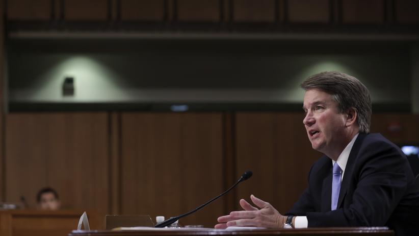 Supreme Court: Justizausschuss will schnelles Votum über Brett Kavanaugh