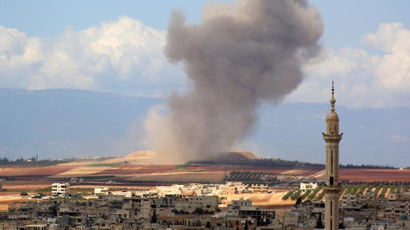 """Idlib: Wladimir Putin fordert """"vollständige Befreiung"""" Syriens"""