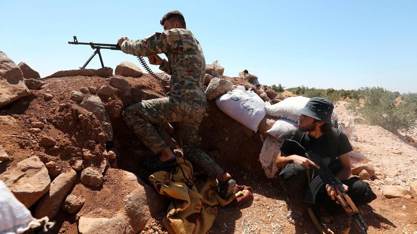 Syrien: Maas warnt vor humanitärer Katastrophe in Idlib