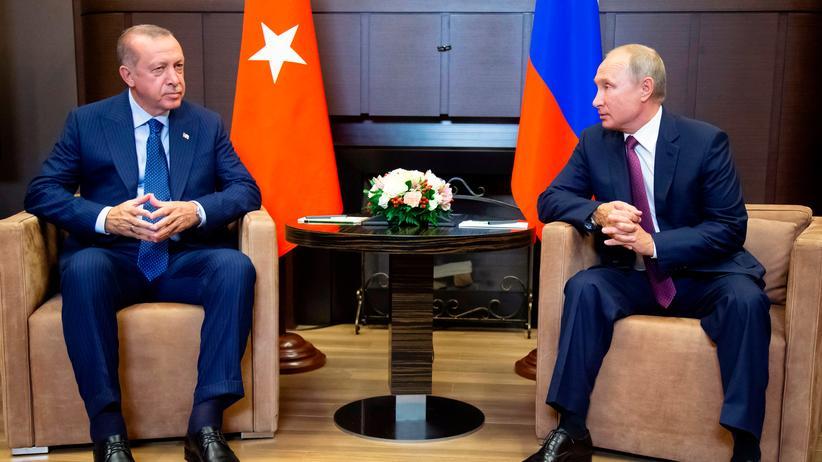 Syrien: Türkei und Russland einigen sich auf entmilitarisierte Zone in Idlib