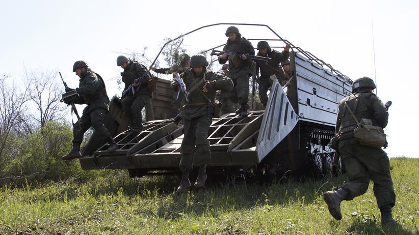 Ukraine-Konflikt: EU verlängert Sanktionen gegen Putin-Vertraute und Separatisten