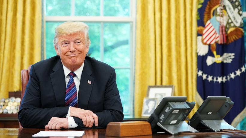 USA: Donald Trump unterzeichnet Dekret gegen Wahlbeeinflussung