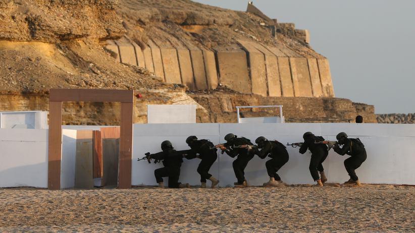 Terrorismus: USA versagen Pakistan Militärhilfe