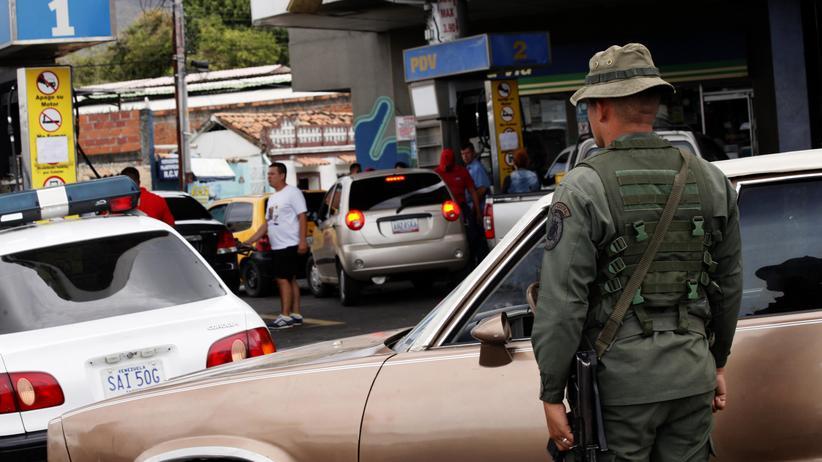 Venezuela: Donald Trump soll Putsch gegen Nicolás Maduro erwogen haben