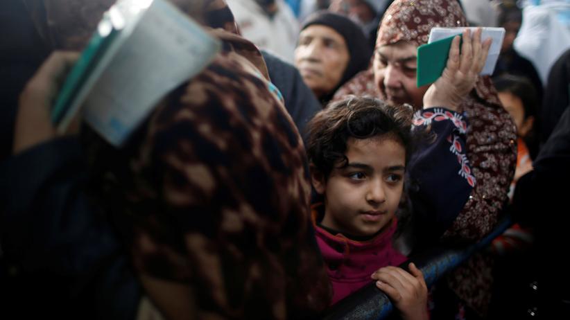 Vereinte Nationen: EU sagt Palästinensern weitere Unterstützung zu