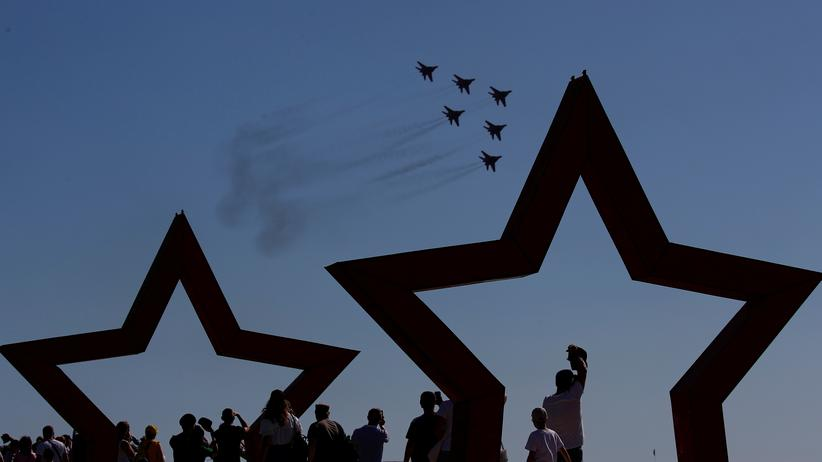 Wostok: Russland beginnt Militärübung mit 300.000 Soldaten