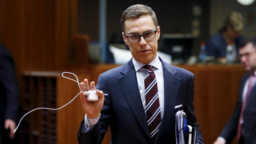 EU-Kommissionspräsident: Alexander Stubb tritt gegen Manfred Weber an