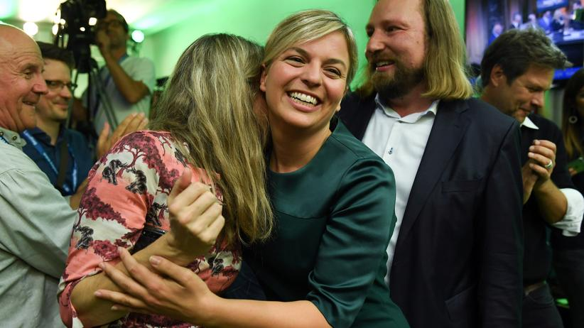 Bayern: Grüne holen sechs Direktmandate