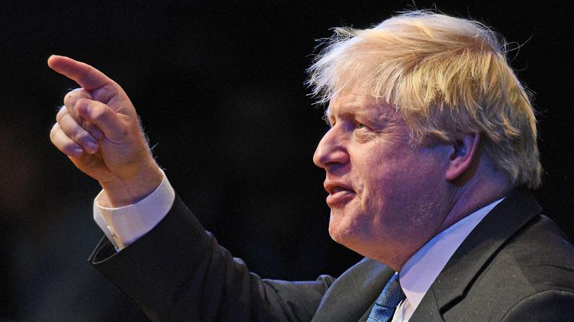 Großbritannien: Boris Johnson bezeichnet Brexit-Pläne als Demütigung