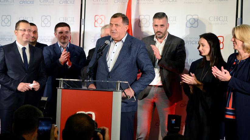 Bosnien-Herzegowina: Wahlschlappe für Herzegowina-Kroaten in Bosnien