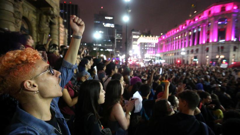 Brasilien: Spitzenkandidaten verurteilen Gewalt ihrer Anhänger