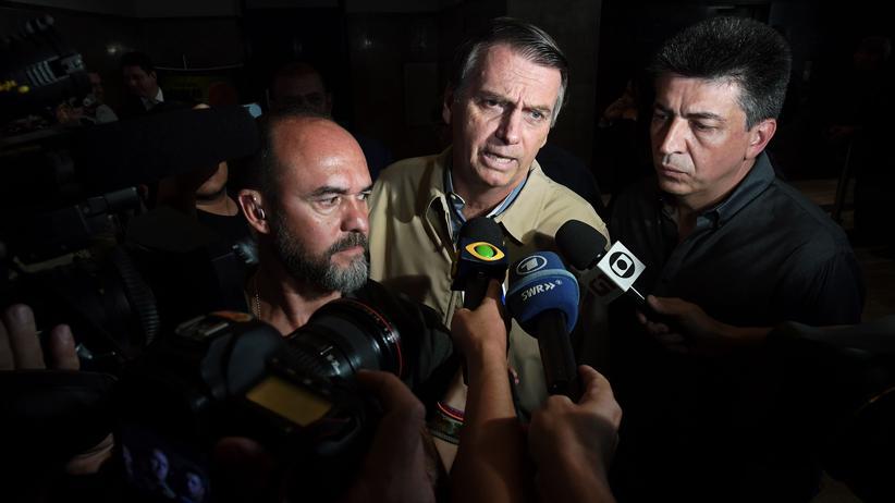 Brasilien: Haddad wirft Bolsonaro Wahlkampfmanipulation vor