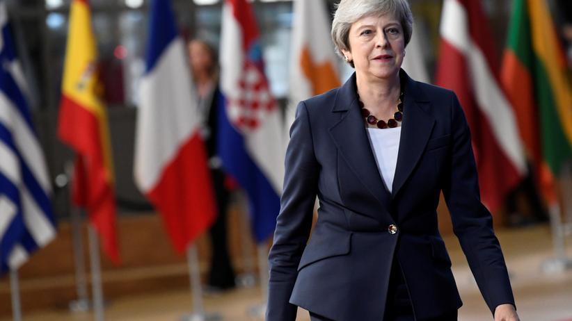 Brexit-Verhandlungen: Theresa May hält Abkommen binnen Wochen für möglich