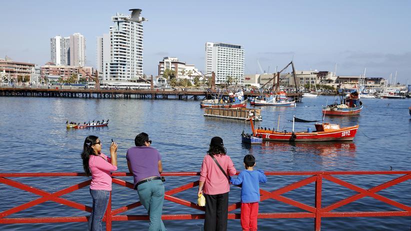 Internationaler Gerichtshof: Diesen Küstenabschnitt fordert Bolivien von Chile zurück.
