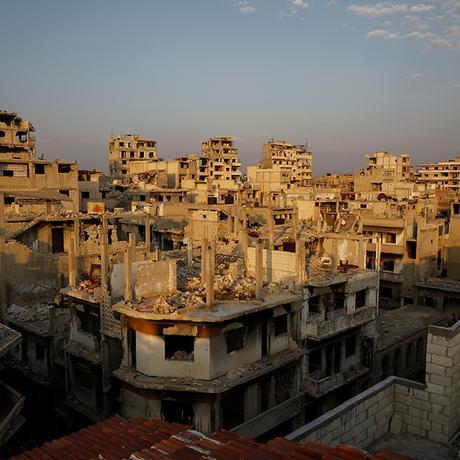 Syrien: Ein Land will leben