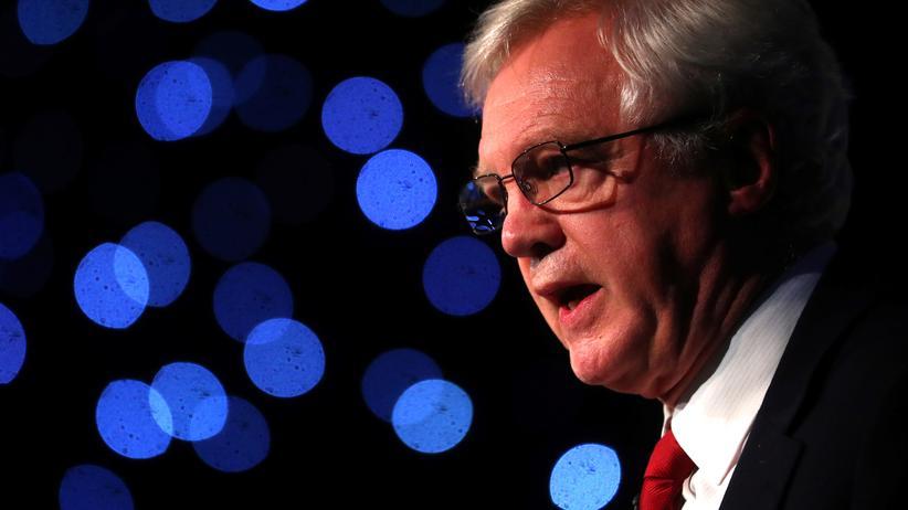 David Davis: Ex-Minister ruft Kabinett zur Rebellion gegen Mays Brexit-Pläne auf