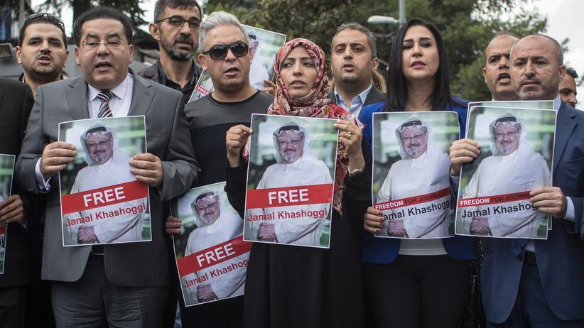 Dschamal Chaschukdschi: Türkei und USA setzen Saudi-Arabien unter Druck