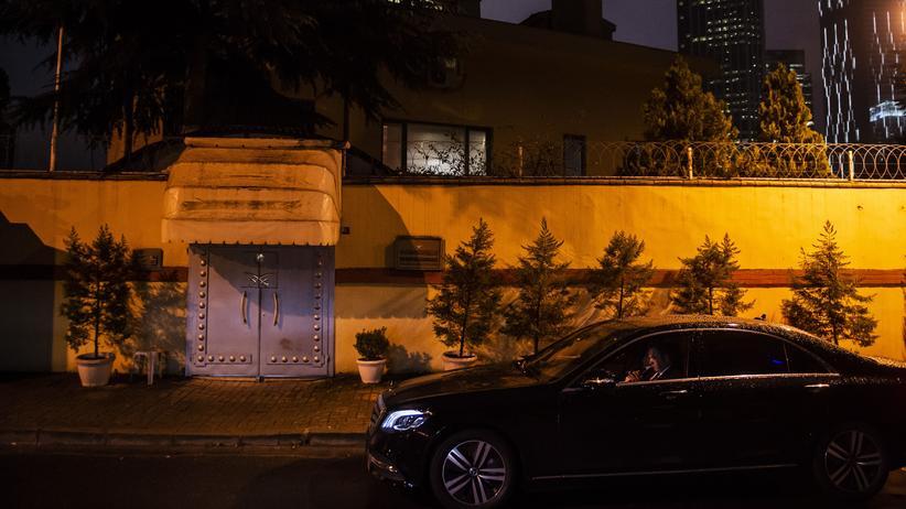 Verschwundener Journalist: Türkische Ermittler durchsuchen saudisches Konsulat