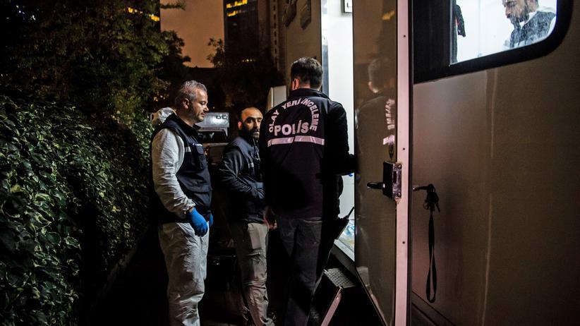 Fall Khashoggi: Ermittler befragen Mitarbeiter von saudischem Konsulat