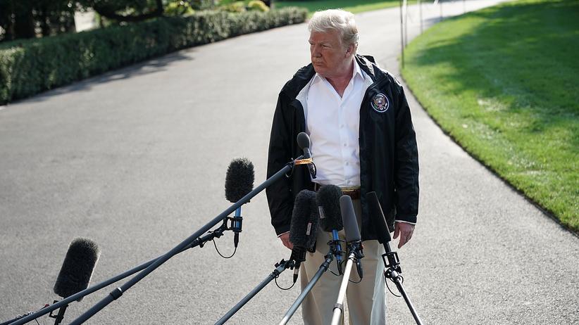 Donald Trump: US-Präsident Donald Trump schloss auch künftige Treffen in den USA oder in Nordkorea nicht aus.