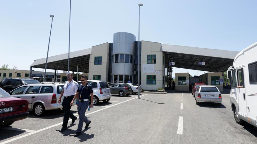 Grenzüberwachung: Frontex soll in Albanien eingesetzt werden