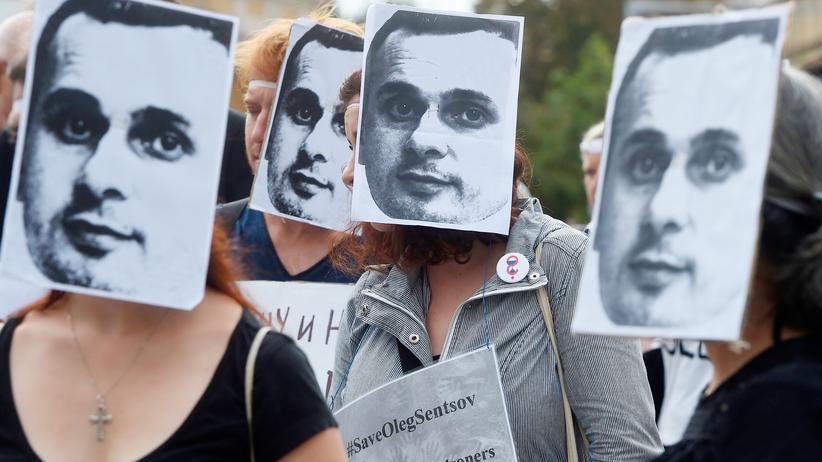 Russland: Oleh Senzow will Hungerstreik unterbrechen