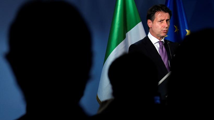 Haushaltsstreit: Italien weist Forderungen der EU zurück