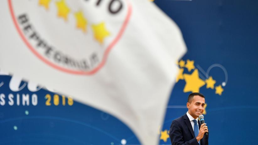 Italien: Hauptsache, eskalieren