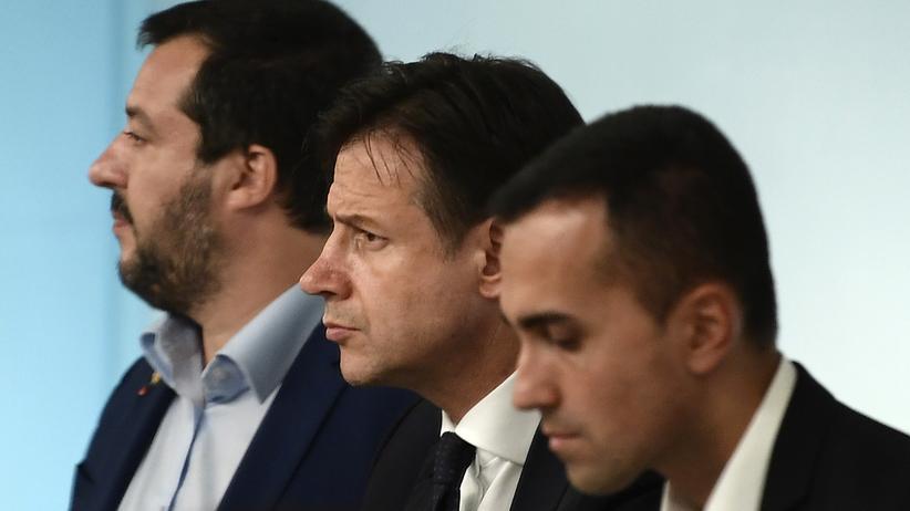 Haushaltsstreit: EU-Kommission weist Italiens Haushaltsentwurf zurück