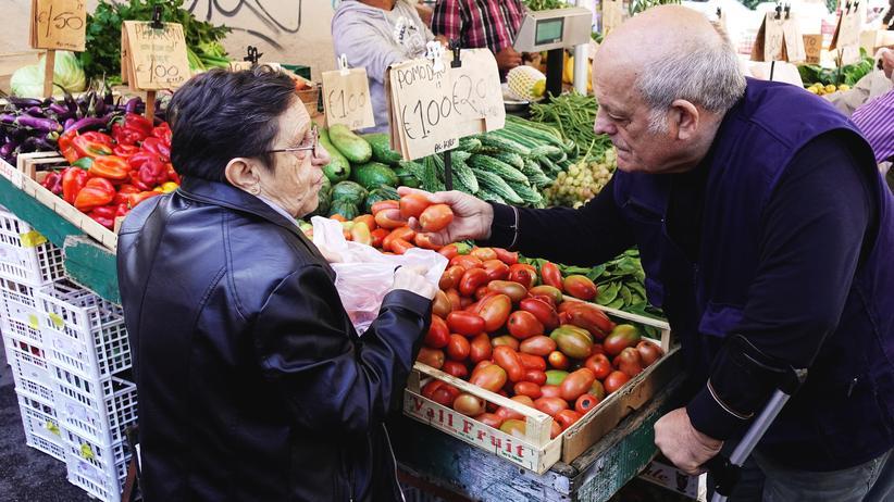 Italien: Gegen den Willen der EU will die italienische Regierung mehr Geld ausgeben. Sie hofft, durch eine Entlastung der Bürger das Wirtschaftswachstum anregen zu können