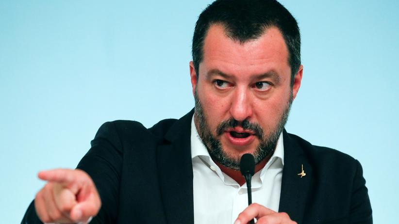 Italien: Matteo Salvini erhebt schwere Vorwürfe gegen EU