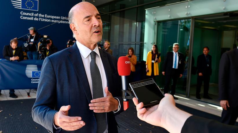 Eurozone: Eurofinanzminister kritisieren Italiens Schuldenpläne